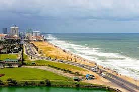 Galle face green - Colombo